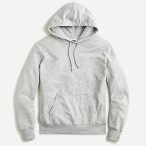 NWT - J. Crew men's French terry hoodie
